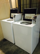 Washing Machines, Coin Operated | Facilities & Services