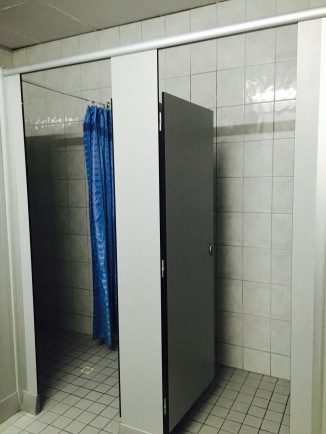 Showers | Shared Bathrooms